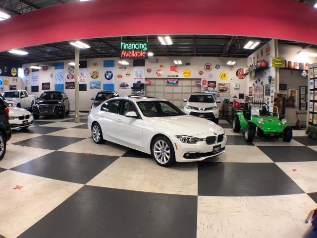 2017 BMW 3 Series 330I X-DRIVE NAVI PKG LEATHER CAMERA SUNROOF