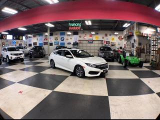 Used 2016 Honda Civic EX AUT0 A/C SUNROOF APPLE CARPLAY CAMERA 71K for sale in North York, ON