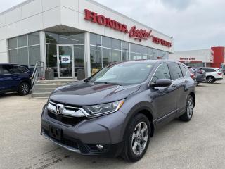 Used 2019 Honda CR-V EX AWD | SUNROOF | APPLE CARPLAY for sale in Winnipeg, MB