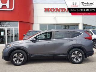 Used 2017 Honda CR-V LX Apple CarPlay - Android Auto - Bluetooth - Heated Seats for sale in Winnipeg, MB