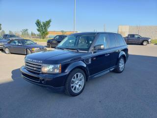 Used 2008 Land Rover Range Rover Sport HSE   $0 DOWN - EVERYONE APPROVED! for sale in Calgary, AB