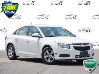 Used 2014 Chevrolet Cruze 2LT Heated Bucket Seats   Heated Mirrors for sale in Welland, ON