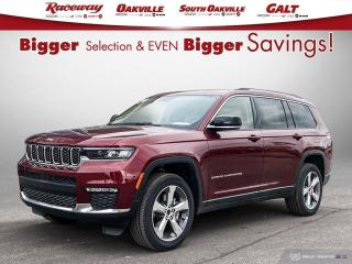 New 2021 Jeep Grand Cherokee L Limited for sale in Etobicoke, ON