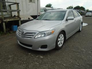 Used 2011 Toyota Camry 4DR SDN I4 AUTO SE for sale in Mississauga, ON
