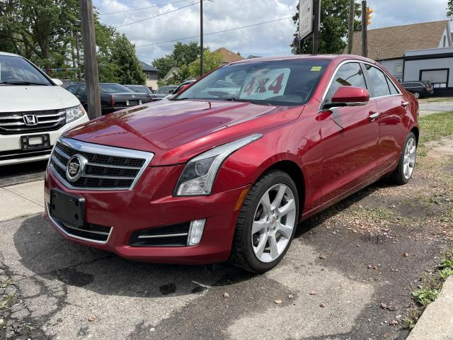 2013 Cadillac ATS Performance AWD FULLY APPOINTED NAV ROOF!