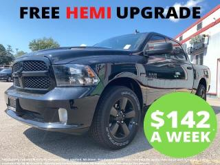 New 2021 RAM 1500 Classic Night Edition | Heated Seats | Hitch | V8 Hemi | for sale in Mitchell, ON