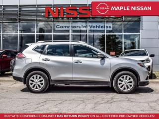 Used 2016 Nissan Rogue S Bluetooth Rear View Camera Keyless Entry for sale in Maple, ON