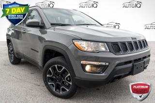Used 2021 Jeep Compass Sport DEALER DEMO! for sale in Barrie, ON