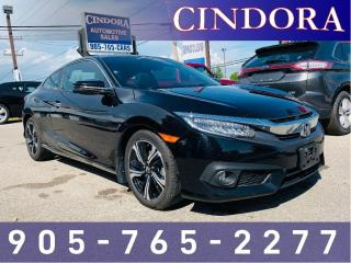 Used 2016 Honda Civic COUPE Touring for sale in Caledonia, ON
