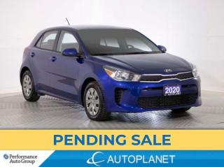 Used 2020 Kia Rio 5-Door LX+, Back Up Cam, New Tires/Front Brakes! for sale in Clarington, ON
