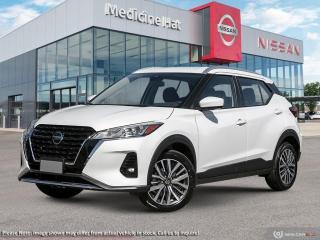 New 2021 Nissan Kicks SV for sale in Medicine Hat, AB