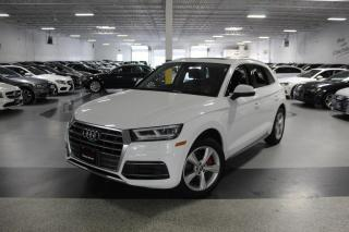 Used 2018 Audi Q5 PROGRESSIV QUATTRO NO ACCIDENTS I NAVIGATION I PANOROOF I BT for sale in Mississauga, ON