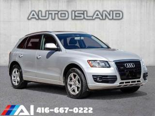 Used 2010 Audi Q5 3.2L V6**QUATTRO**LEATHER for sale in North York, ON