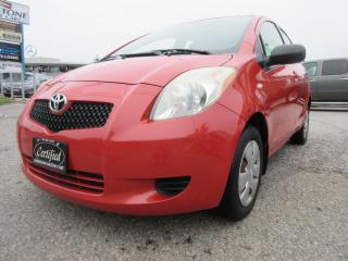 Used 2007 Toyota Yaris LE/ONLY 114,798 KMS for sale in Newmarket, ON