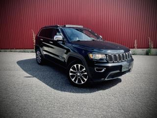 Used 2018 Jeep Grand Cherokee LIMITED 4WD for sale in Scarborough, ON