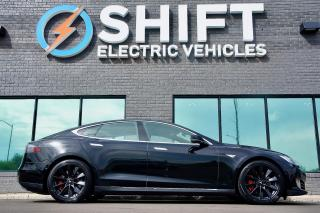 Used 2015 Tesla Model S P85D AUTOPILOT, LOADED, ACCIDENT FREE for sale in Oakville, ON