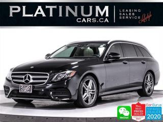 Used 2017 Mercedes-Benz E-Class E400 WAGON 4MATIC, CAM, NAV, PANO, DYNAMIC SEATS for sale in Toronto, ON