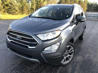 Used 2019 Ford EcoSport Titanium 4WD for sale in Cayuga, ON