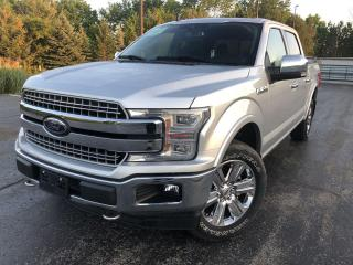 Used 2019 Ford F-150 Lariat Crew 4WD for sale in Cayuga, ON
