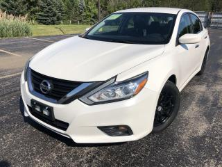 Used 2016 Nissan Altima S 2WD for sale in Cayuga, ON