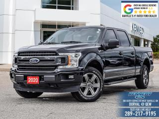 Used 2020 Ford F-150 XLT for sale in Oakville, ON