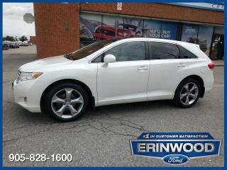 Used 2011 Toyota Venza for sale in Mississauga, ON