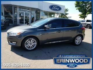 Used 2017 Ford Focus Titanium for sale in Mississauga, ON