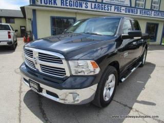 Used 2016 Dodge Ram 1500 GREAT VALUE SLT-EDITION 6 PASSENGER 3.0L - ECO-DIESEL.. 4X4.. CREW-CAB.. SHORTY.. TOW SUPPORT.. BACK-UP CAMERA.. BLUETOOTH SYSTEM.. for sale in Bradford, ON