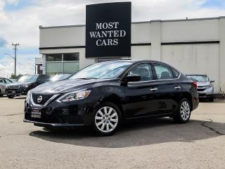 Used 2017 Nissan Sentra S | BLUETOOTH | CRUISE CONTROL | KEYLESS ENTRY for sale in Kitchener, ON