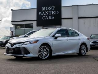 Used 2018 Toyota Camry XLE | BLIND | 360 CAMERA | F + R SENSORS | DUAL SUNROOF | XENONS for sale in Kitchener, ON