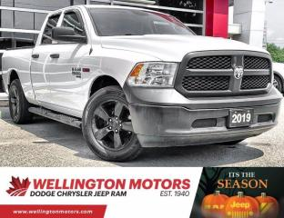 Used 2019 RAM 1500 Classic Tradesman | New Tire(s) | Quad Cab | Eco-Diesel for sale in Guelph, ON
