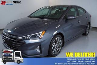 Used 2019 Hyundai Elantra Luxury for sale in Mississauga, ON