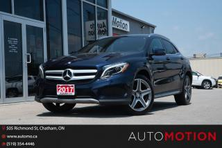 Used 2017 Mercedes-Benz GLA 250 NAVIGATION - DUAL ROOF - SENORS AND BACK UP for sale in Chatham, ON