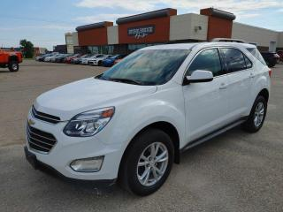 Used 2017 Chevrolet Equinox LT for sale in Steinbach, MB