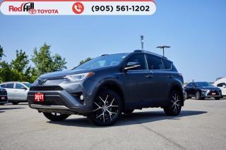 Used 2017 Toyota RAV4 se for sale in Hamilton, ON