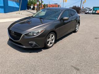 Used 2014 Mazda MAZDA3 GS/CAM/NAV/SUNROOF/HTDSEATS/CERTIFIED for sale in Toronto, ON