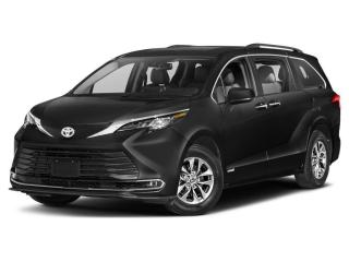 New 2021 Toyota Sienna XLE 8-Passenger for sale in Ancaster, ON