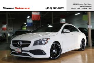Used 2017 Mercedes-Benz CLA-Class CLA250 4MATIC - AMG|PANORAMIC - SOLD ! for sale in North York, ON
