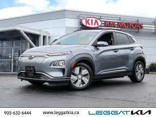 Used 2020 Hyundai KONA EV Preferred / UP TO 415 KMS RANGE/NAVIGATION/CAMERA/ AND MUCH MORE/ CLEAN CARFAX for sale in Burlington, ON