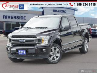 Used 2019 Ford F-150 XLT for sale in Prescott, ON