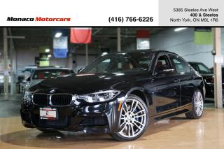 Used 2017 BMW 3 Series 340i XDRIVE M/T - M PERFORMANCE|HUD|360CAM|NAVI for sale in North York, ON