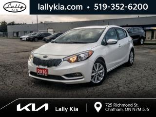 Used 2016 Kia Forte 2.0L EX EX for sale in Chatham, ON