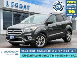 Used 2017 Ford Escape SE for sale in Stouffville, ON