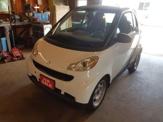 Used 2008 Smart fortwo Pure for sale in Delhi, ON