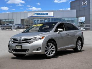 Used 2013 Toyota Venza XLE - AWD, LEATHER SEATSBACK UP CAMERA for sale in Hamilton, ON