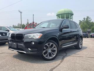 Used 2015 BMW X3 xDrive28i for sale in Stittsville, ON