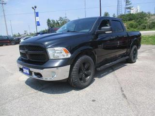 Used 2016 RAM 1500 OUTDOORSMAN for sale in North Bay, ON