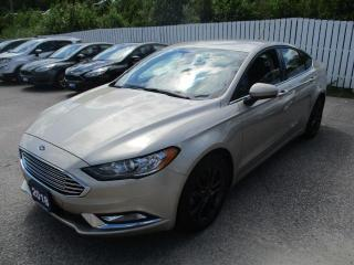 Used 2018 Ford Fusion SE for sale in North Bay, ON