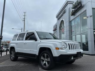 Used 2017 Jeep Patriot High Altitude 4x4  /No Accident / only $155 B-W for sale in Richmond Hill, ON