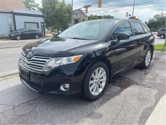 2011 Toyota Venza FWD 4CYL ALL POWER LOW KMS